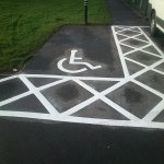 Nursery Play Area Markings in Aston-By-Stone 10