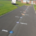 Nursery Play Area Markings in Newport 7