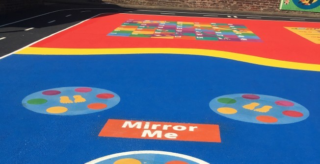 Coloured Tarmac Application in Bridgend